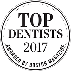 Boston Magazine Top Dentists of 2017
